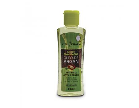 Reparador de Pontas Óleo de Argan Vitacharm Quality 60ml